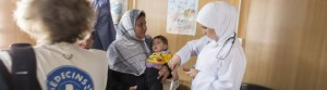 Médicos del Mundo refuerza su presencia en Siria en condiciones de extrema emergencia