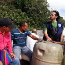 Abordaje fluvial e intercultural con población etnia Warao en estado Delta Amacuro (Venezuela)