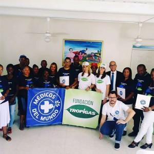 Diplomatura de agentes de salud ambiental en la red comunitaria de salud en la ciénaga