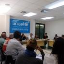Reunión equipo humanitario país en contexto temporada ciclónica