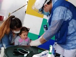 Infancia saludable ante COVID-19 en el conurbano bonaerense