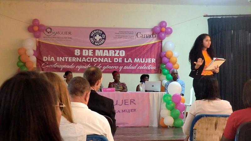 República Dominicana - Seminario analizando avances y desafíos de los derechos de la mujer en región fronteriza