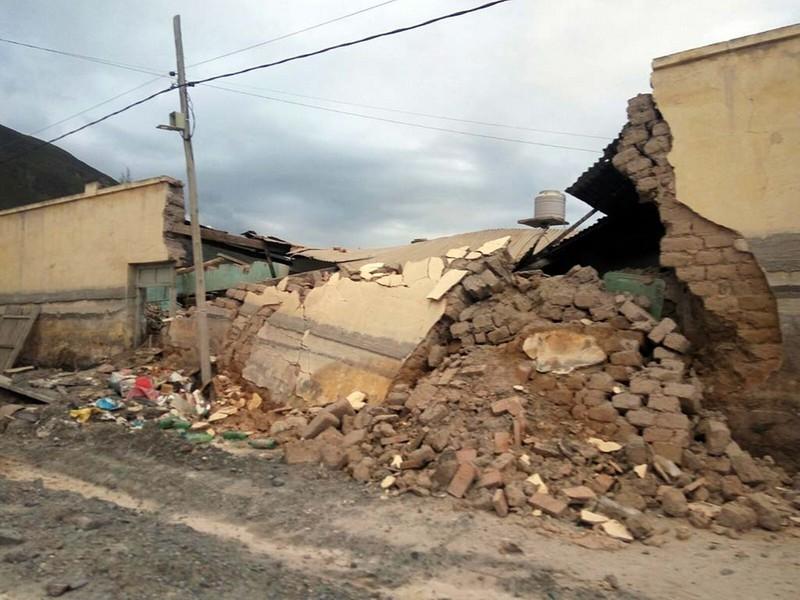 Fortaleciendo capacidades en gestión de riesgos de desastres en Volcán-Tilcara en la quebrada de Jujuy